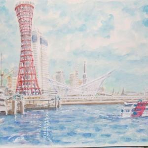 ポートタワーと港めぐり