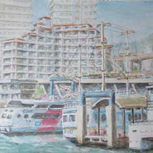 神戸港観光船