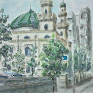 北野  ムスリムモスク
