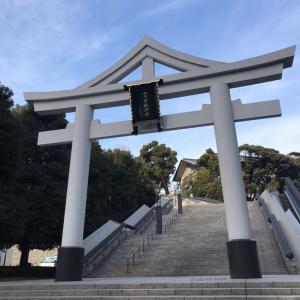 東京散歩〜赤坂〜日枝神社