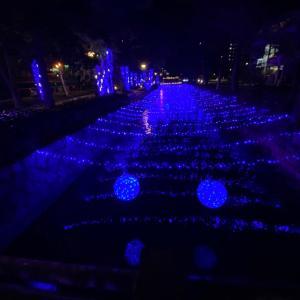 2019.12.8〜10  3泊 岡山 岡山もイルミネーションで輝いています!
