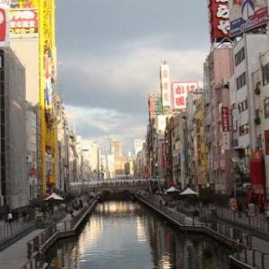 大阪とアーケードとスコア