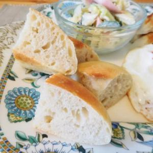 りんご酵母から始まるパン作り