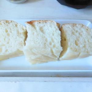 今日も捏ねない、常温発酵で 美味しいパン