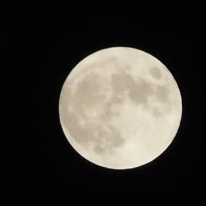 2021/10/20 牡羊座満月 月光浴