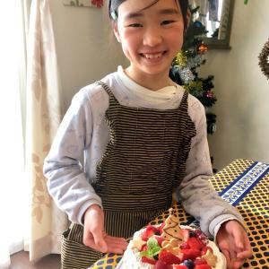 娘 9歳の誕生日♪