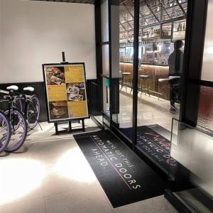 【2021年4月】モバイルキー便利!バウチャー使ったモクシー大阪新梅田の宿泊記