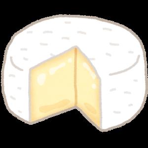 チーズを食べ比べてみただけ