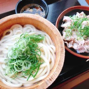 丸亀製麺の塩ダレ豚丼
