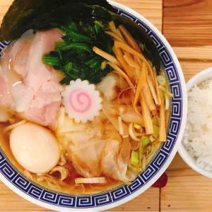 ぬーじボンボンメンデスのワンタン麺