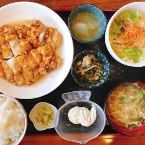 めし屋ひろしのチキン南蛮定食