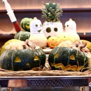 発酵食品使用♪ミイラが可愛いハロウィンブッフェ「セントレジスホテル大阪 ル・ドール」大阪本町