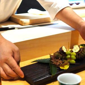 都会の隠れ家 高級和食「割烹 傅承(でんしょう)ゑ美寿」のコース料理に舌鼓