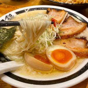 ハシゴでデブ活www飲み会後のラーメンが旨い「丸銀らーめん」・・・神戸元町