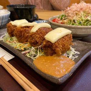 天ぷら専門店だけど胡麻味噌カツも美味しい「季節創作料理 天ぷら」西宮 武庫川
