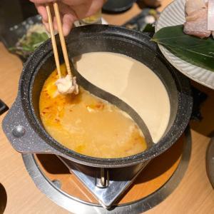 テレビで紹介された「地鶏発酵ダブル鍋」で美活&腸活!『鶏一輪』・・・心斎橋