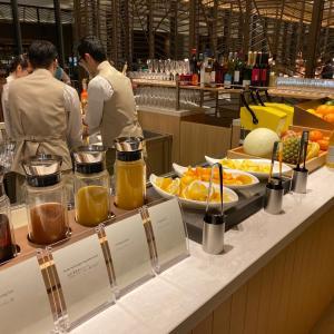 京都&都ホテルで京の都「オールデイダイニング洛空」で食べ放題!
