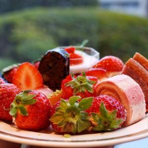 ANAクラウンプラザホテル神戸デザートブッフェ「トーマスさんのいちご畑」早期予約でお得♪