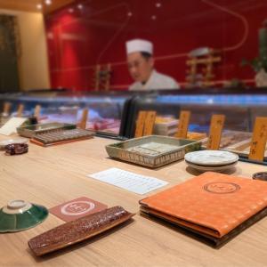 島田紳助サンのお店に初めて・・『寿司 はせ川本店』・・・大阪心斎橋