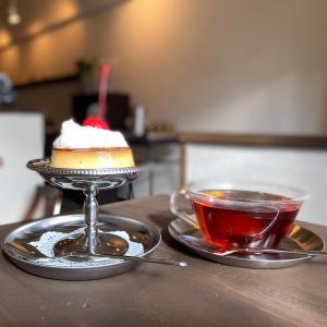 バズる喫茶店!固めのプリンを食べてみました「喫茶室しじま」・・・阪神西宮