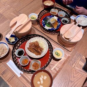 お米が主役でおかずも美味しく健康ランチ♪『イナズマお米研究所』・・・神戸三宮