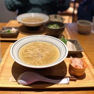 日本人なら、はぁ~♪っと唸る『出汁と麺 ときどき和パスタ腹一杯 中崎町店』