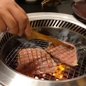 大阪で不動の人気焼肉店『京松蘭 本店』満足♪満腹♪肉食女子会!・・・大阪京橋