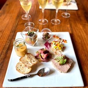 本日オープン『luv wine 大正店』お料理が超絶素晴らしいワイン専門店♪・・・大正/ドーム前