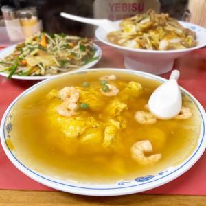 地元で町中華!溢れそうにボリューム満点『北京料理 松鳳』・・・鳴尾