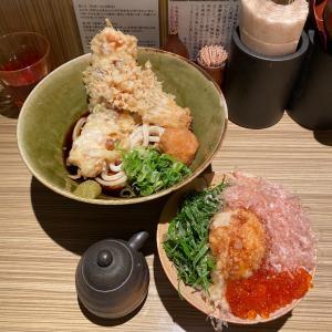 雨でも行列!船場の人気のうどん屋『本町製麺所 本店』テイクアウトもやってるよ♪・・大阪本町