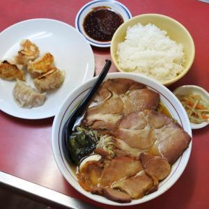 せっかく西宮に来たんなら焼き豚食べてって~『中華ひるね』西宮神社の隣