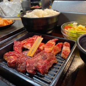 最新型マシーン注文で感染対策『焼肉ホルモン 勝っちゃん 今津駅前店』
