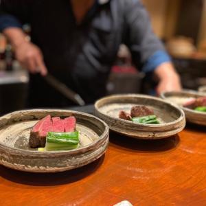 量も質もド級な肉割烹『肉 阿久(あきゅう)』秋のメニューに興奮・・・苦楽園口