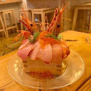 鮮度抜群♪海鮮好きに嬉しい海鮮イタリアン酒場『魚介イタリアン酒場サチアーレ』大阪本町