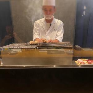 和食一筋の天才焼き師が紀州備長炭でじっくり焼く『炭火焼 鳥清』・・・大阪 東心斎橋