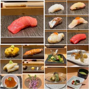贅をつくした鮨コースはディナーショーより好き『鮨 よこ田』大阪難波