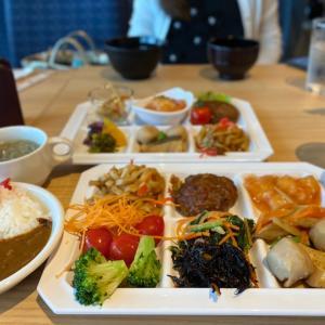 史上最安値500円ランチバイキング食べ放題『さきしまコスモタワーホテル』大阪南港