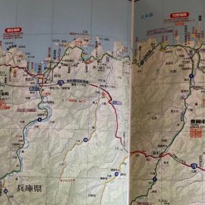 兵庫県最北端ジオパークを往復走ってきた☆①県道9号線の恐ろしさ