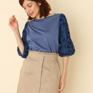 『ZIP』で徳島えりかアナが着ていた衣装のブラウスはコレ!【Couture brooch/クチュールブローチ】