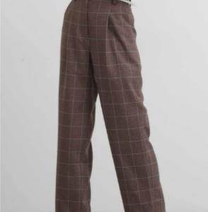 『めざましテレビ』永島優美アナが履いていた衣装のチェックのパンツはコレ!