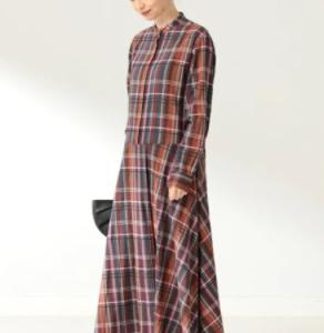 トリンドル玲奈さんが雑誌『with』で着ていた衣装のワンピースはコレ!