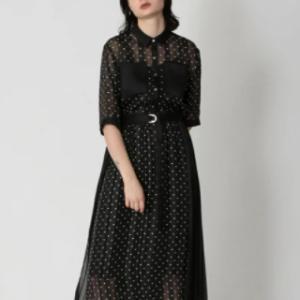 『王様のブランチ』松元絵里花さんがスタジオで着ていた衣装のワンピースはコレ!