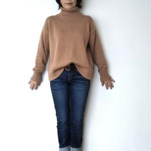 「タートルネックセーターに似合うネックレスは?」LINE@で動画配信します