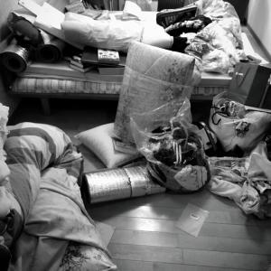 今夜からリビングのソファーで寝ない! 寝室のお片付けレポ
