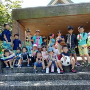 夏休みレポ 母子30人でキャンプに行ってきました
