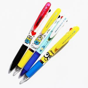 数量限定ジェットストリーム 3色ボールペン ミニオン