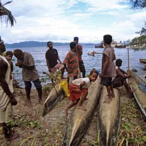 中国が南太平洋のツラギ島を軍事基地化へ
