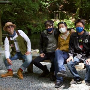 産山 散策ツーリング【390DUKE】