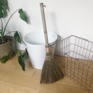 リピ買い3本!セリアのほうきで家掃除