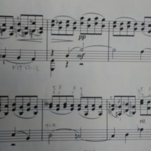 エレジー, 悲歌/ラフマニノフ レッスン記2(いったん終了)